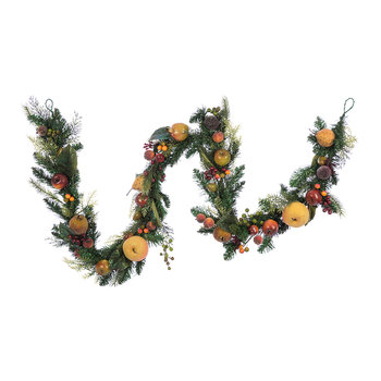 Fir Garland with Fruit