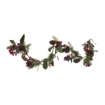 Red Berry and Cinnamon Garland