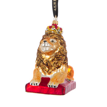 Imperial Lion Tree Decoration - Multi-Colored