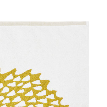 Spike Bath Mat - Mustard