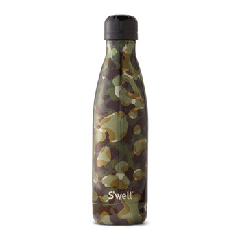 The Metallic Camo Bottle - Incognito