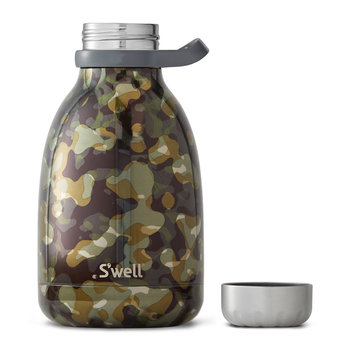 The Metallic Camo Roamer Bottle - Incognito