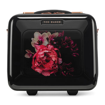 Splendor Vanity Case - Black