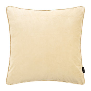 Velvet Pillow - Natural
