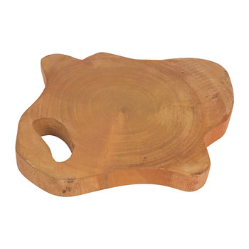 Tree Trunk Chopping Board - Natural