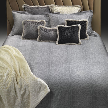 Pantera Bed Set - Grey