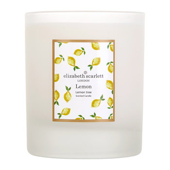 Classic Soy Wax Candle - Lemon Citrus Groves