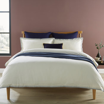 Santa Fe Duvet Set - Ink