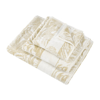 Tropicalia Towel - Beige