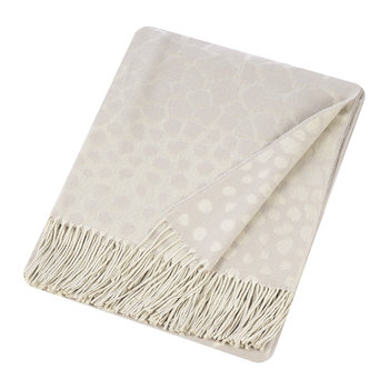 Jerapah Throw - 130x170cm - Beige