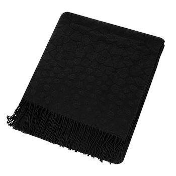 Jerapah Throw - 130x170cm - Black