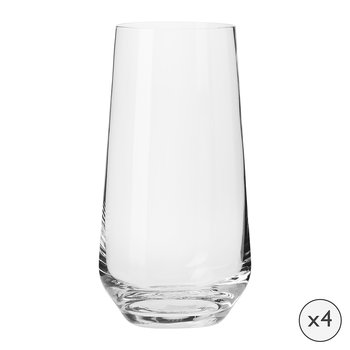Tapered Highball Glass - Set of 4