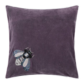 Bee Pillow - 45x45cm
