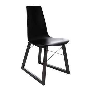 Ray Chair - Beech & Black