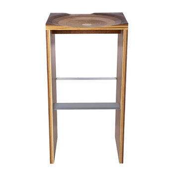 Ripples Hocker - 77cm