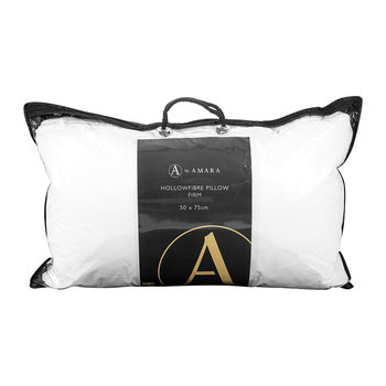 Hollowfibre Pillow - Firm