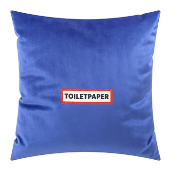 Toiletpaper Cushion Cover - 50x50cm - Toothpaste