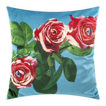 Toiletpaper Cushion Cover - 50x50cm - Roses