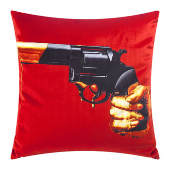 Toiletpaper Cushion Cover - 50x50cm - Revolver
