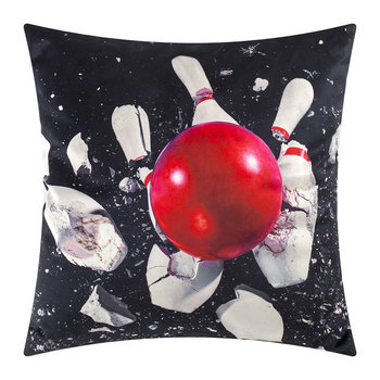 Toiletpaper Cushion Cover - 50x50cm - Bowling