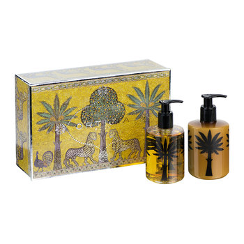 Zagara Body Cream & Liquid Soap Gift Set - Zagara