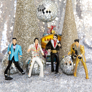Elvis Tree Decoration - Cisco Jumpsuit