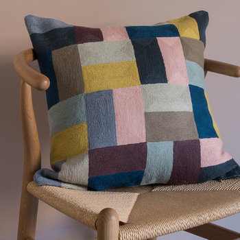 Pojagi Multicolour Cushion - 50x50cm