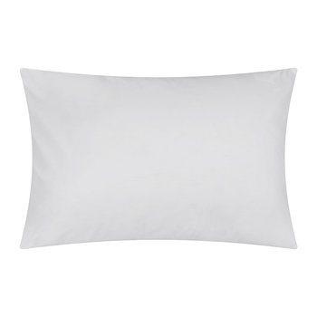 Zipped Cotton Pillow Protector Pair