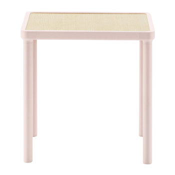 Table Basse Caisse - Rose