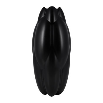 Core Porcelain Vase - Black
