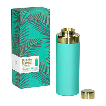 Cocktail Shaker - Tropical Topaz