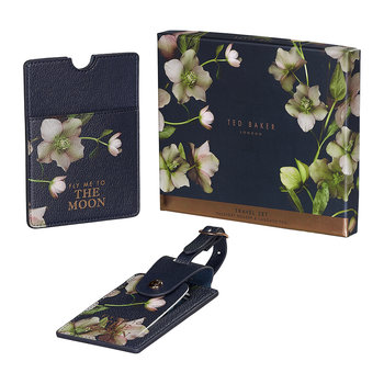 Arboretum Luggage Tag & Passport Cover Set