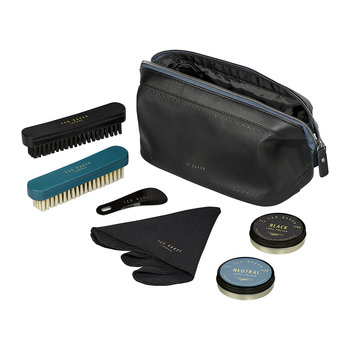 Brogue Monkian Shoe Shine Kit - Black