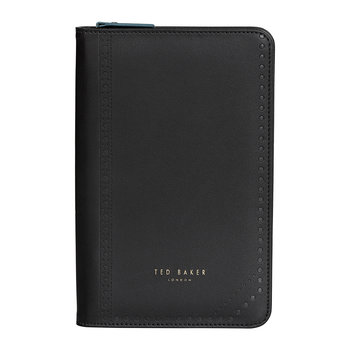Brogue Monkian Travel Organizer - Black