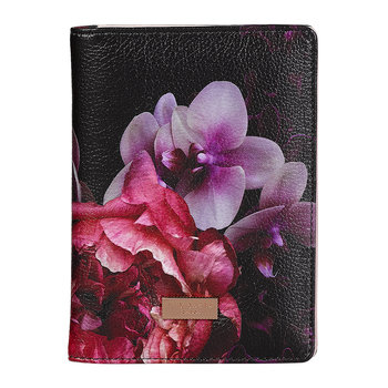 Splendor Travel Document Holder - Black