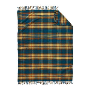 5th Avenue Throw - Everrett Plaid