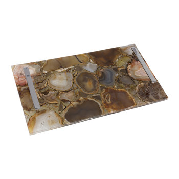 Dark Agate Tray