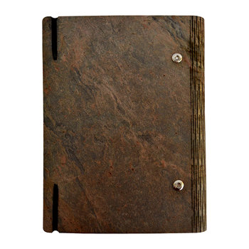 Andes Stone Notebook