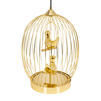 Twee T Ceiling Light - Large - Gold