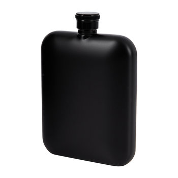 Hip Flask - Black XYZ