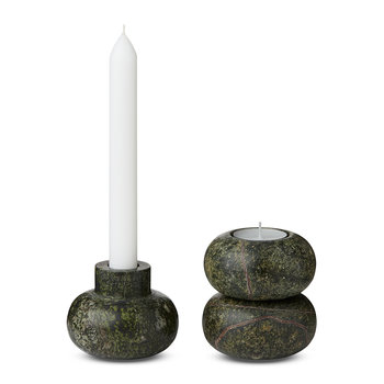 Rock Stacking Tealight  - Set of 3