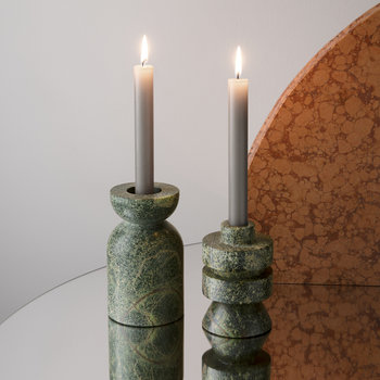 Rock Stacking Candle Holder - Medium - Set of 2