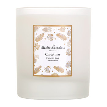 Classic Soy Wax Christmas Candle - Pumpkin Spice