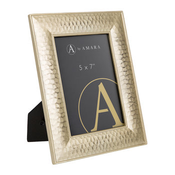 Dimples Photo Frame - Gold