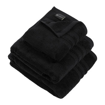 Egyptian Cotton Towel - Black