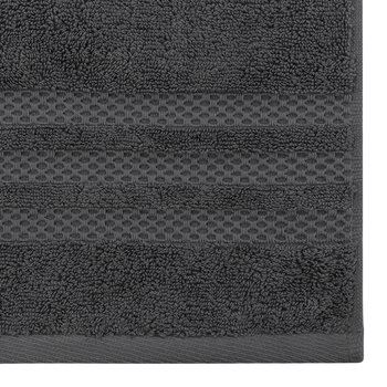 Egyptian Cotton Towel - Charcoal