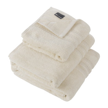 Egyptian Cotton Towel - Ivory