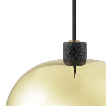 Grant Pendant Light - Brass