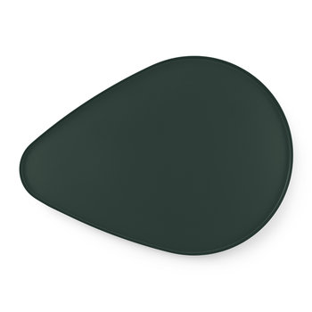 Peacock Tray - Dark Green - Large