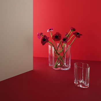 Window Vase - Clear